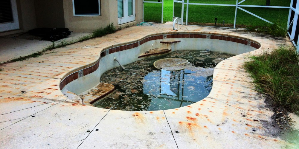 Portfolio Swimming Pool Repair Service And Resurfacing