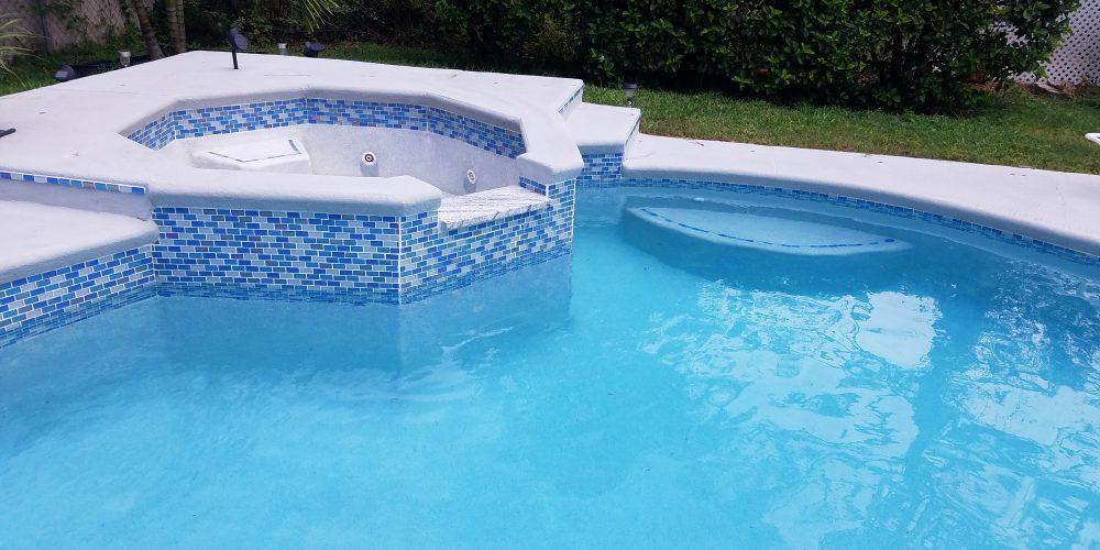 Swimming Pool Resurfacing : Portfolio swimming pool repair service and resurfacing